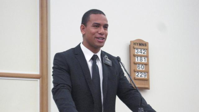 "Mormon Missionary, Will Hopoate ""Why I Believe"""