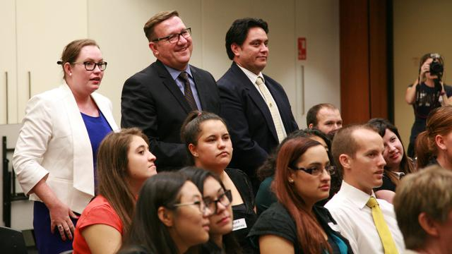 Mormon Youth Discuss Religious Freedom at Queensland's Parliament