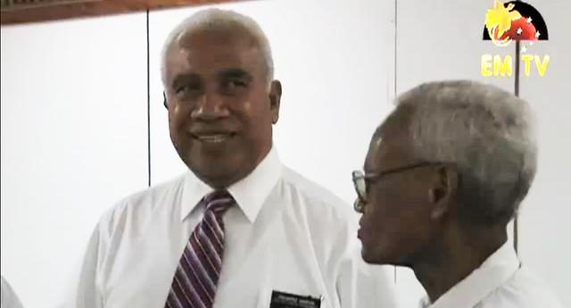Mormons and Government Partner to Preserve PNG Vital Records
