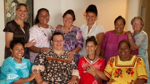 Leaders of Worldwide Women and Children Organisations to Visit South Pacific
