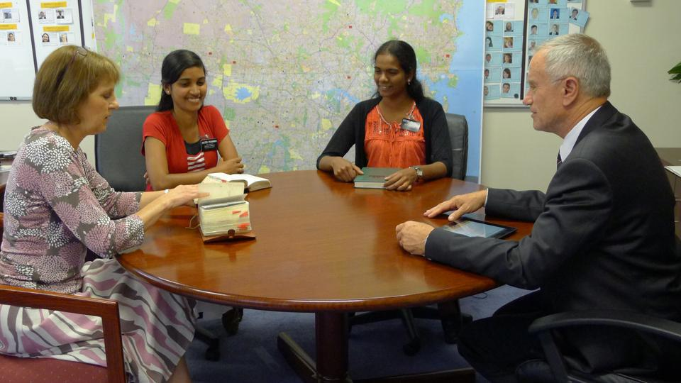 Sister Missionaries from India