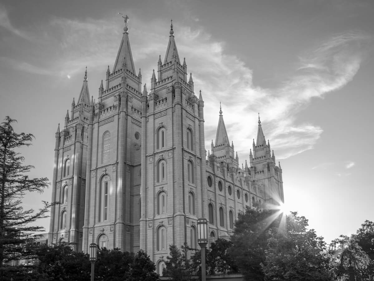 Timeline of Christianity and The Church of Jesus Christ of Latter-day Saints